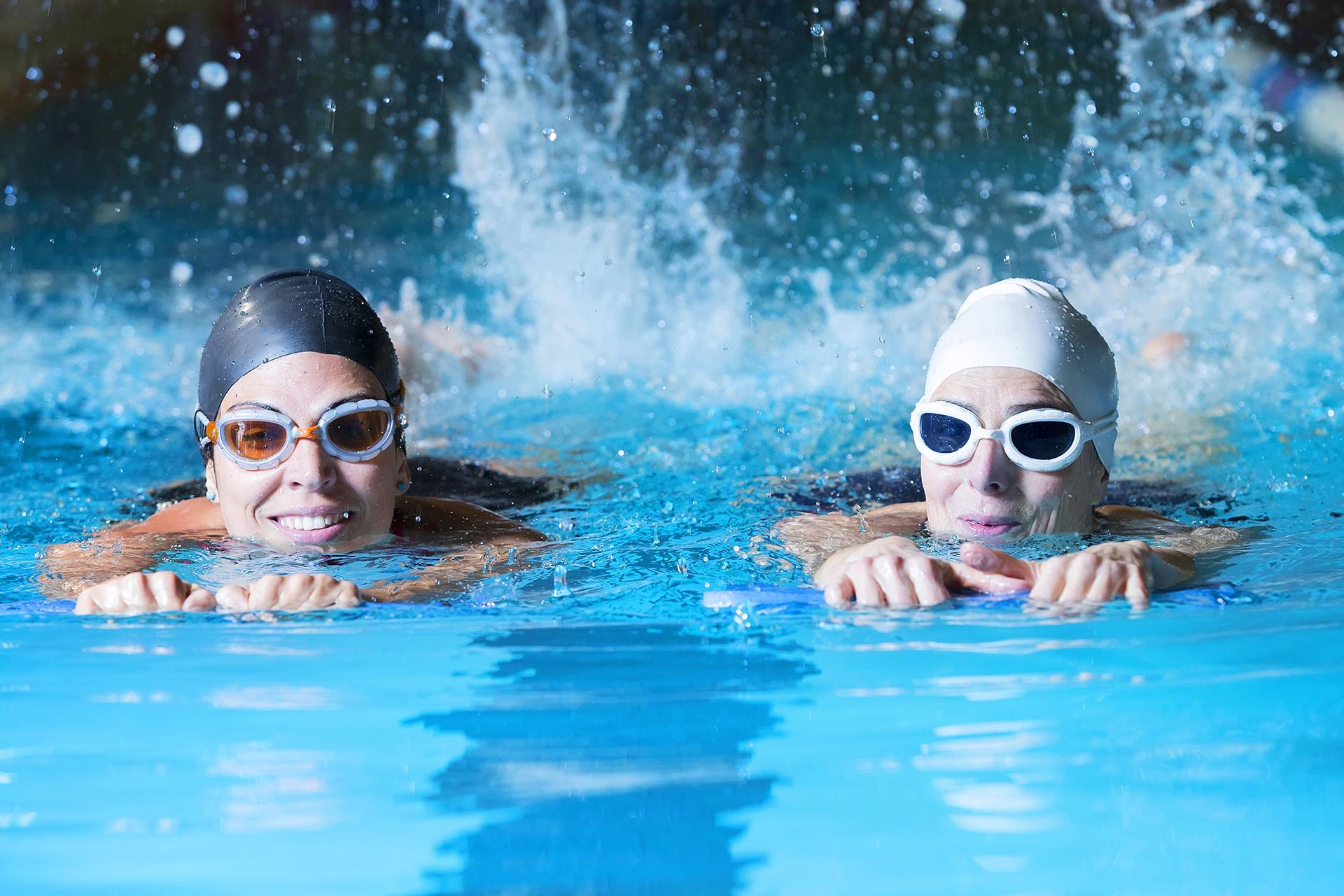Plavání pro dospělé
